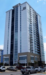 OCEAN 22 HILTON GRAND (HOME PAGE AND MAINTENANCE PAGE)